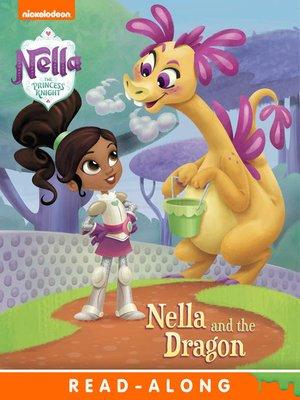 cover image of Nella and the Dragon