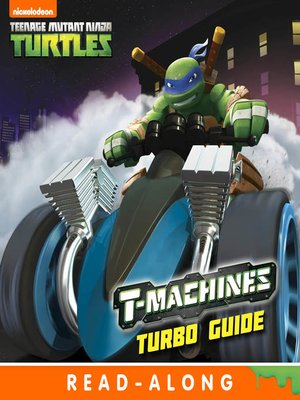 cover image of T-Machines Turbo Guide