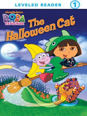 cover image of The Halloween Cat