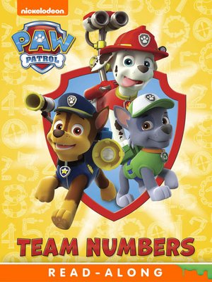 cover image of Team Numbers