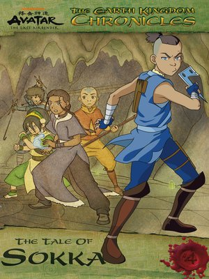 cover image of The Earth Kingdom Chronicles: The Tale of Sokka