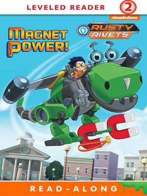cover image of Magnet Power!