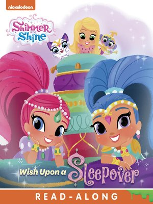 cover image of Wish Upon a Sleepover!