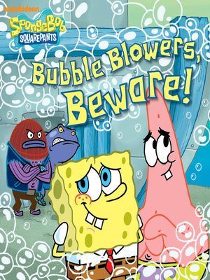 cover image of Bubble Blowers, Beware!