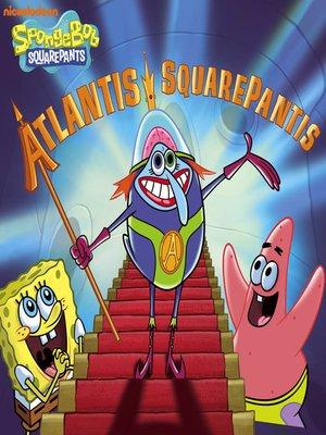 cover image of Atlantis SquarePantis