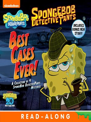 cover image of SpongeBob DetectivePants