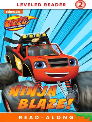 cover image of Ninja Blaze!
