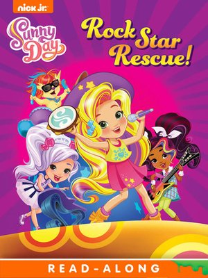 cover image of Rock Star Rescue!