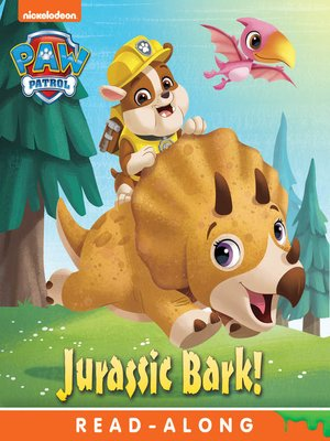 cover image of Jurassic Bark!