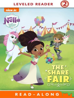 cover image of The Share Fair