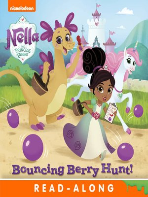 cover image of Bouncing Berry Hunt!