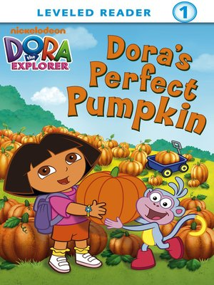 cover image of Dora's Perfect Pumpkin