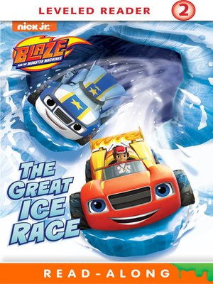 cover image of The Great Ice Race!