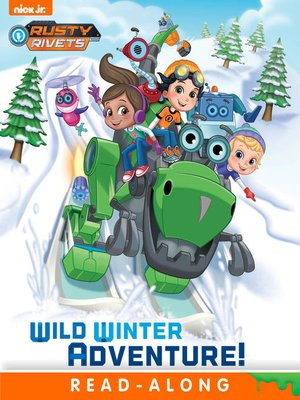 cover image of Wild Winter Adventure!