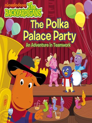 cover image of The Polka Palace Party