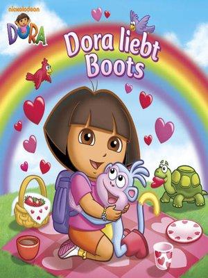 cover image of Dora liebt Boots