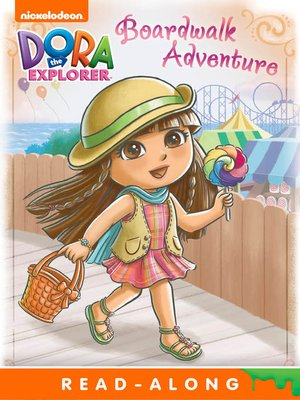 cover image of Boardwalk Adventure