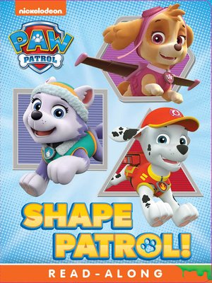 cover image of Shape Patrol!