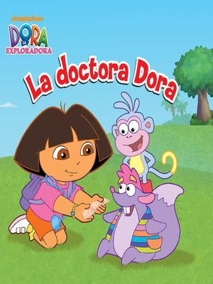 cover image of La doctora Dora