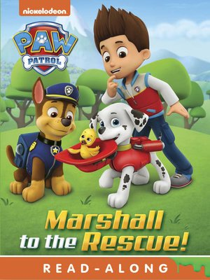 cover image of Marshall to the Rescue!