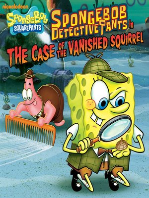 cover image of SpongeBob DetectivePants
