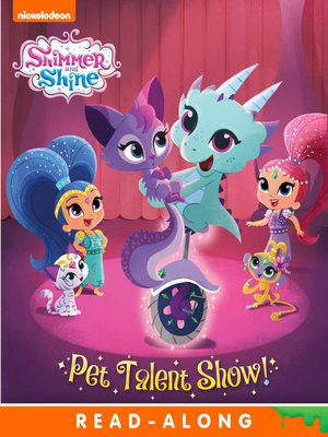 cover image of Pet Talent Show!
