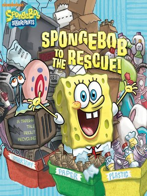 cover image of SpongeBob to the Rescue!