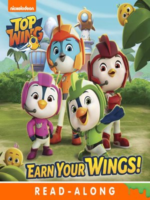 cover image of Earn Your Wings!