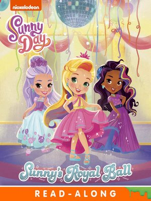 cover image of Sunny's Royal Ball