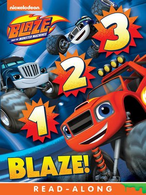 cover image of 1, 2, 3 Blaze