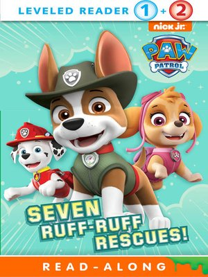 cover image of Seven Ruff-Ruff Rescues!