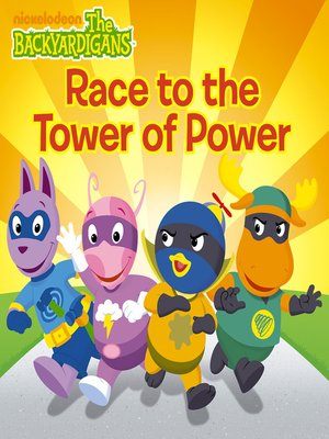 cover image of Race to the Tower of Power