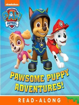 cover image of Pawsome Puppy Adventures!
