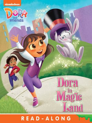 cover image of Dora in Magic Land