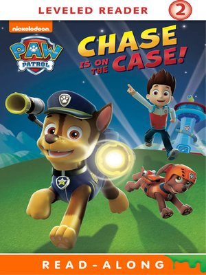 cover image of Chase Is on the Case