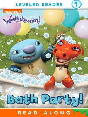 cover image of Bath Party!