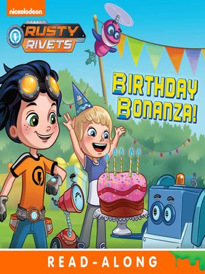 cover image of Birthday Bonanza!