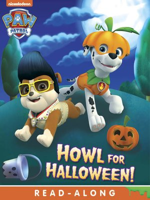 cover image of Howl for Halloween