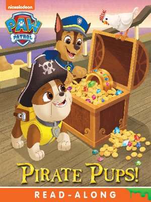 cover image of Pirate Pups