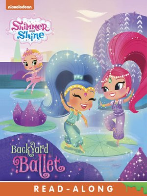 cover image of Backyard Ballet