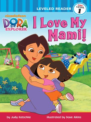 cover image of I Love My Mami!