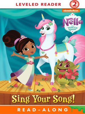 cover image of Sing Your Song!