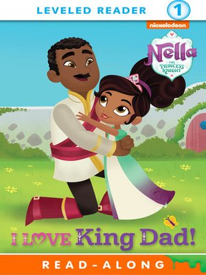 cover image of I Love King Dad!