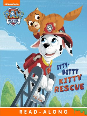 cover image of Itty Bitty Kitty Rescue