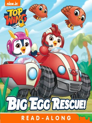 cover image of Big Egg Rescue!