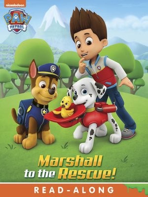 cover image of Marshall to the Rescue