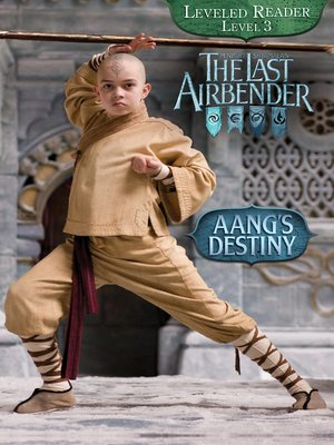 cover image of Aang's Destiny