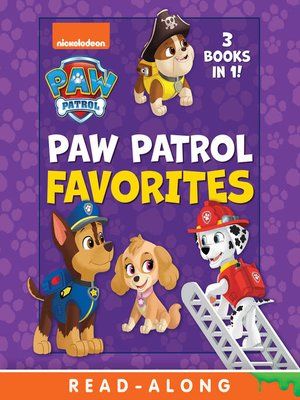 cover image of PAW Patrol Favorites