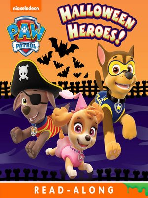cover image of Halloween Heroes!