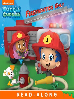cover image of Firefighter Gil (Nickelodeon Read-Along)